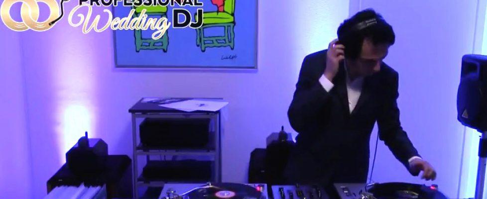 DJ set dischi