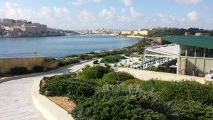 Tigné Point, Malta